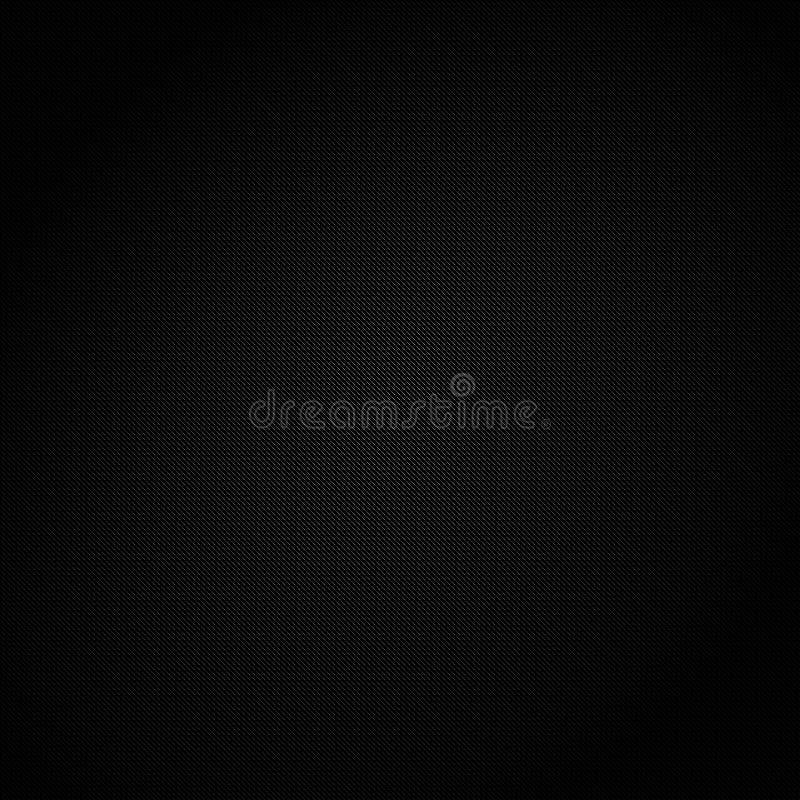 Abstrakter schwarzer Hintergrund stock abbildung