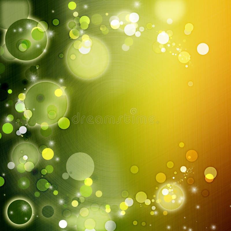 Abstrakter Shinehintergrund stock abbildung