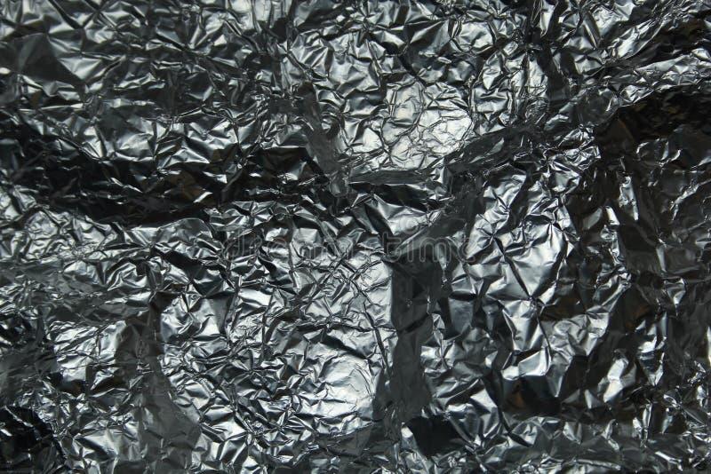 Abstrakter silberner Hintergrund stockbild