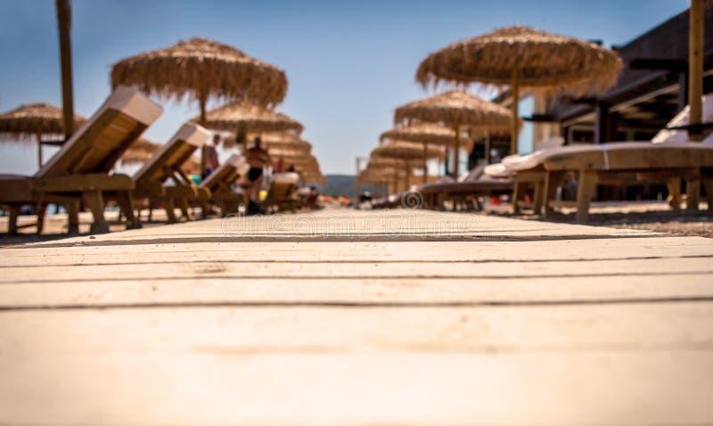 Abstrakter Sommer-Ferien-Hintergrund lizenzfreie stockfotografie