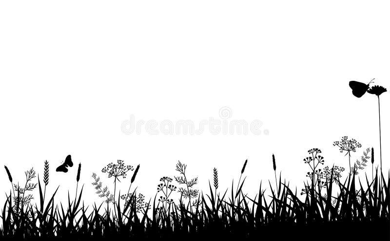 Abstrakter Sommer-Hintergrund vektor abbildung