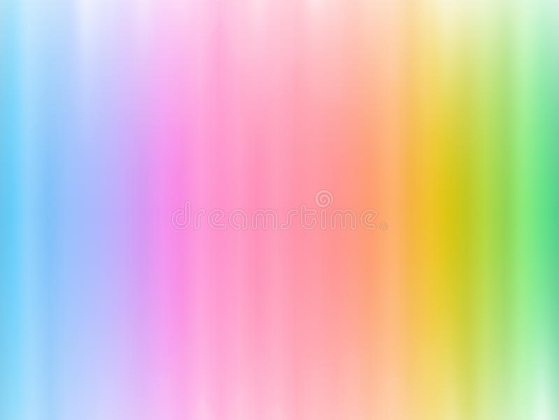 Abstrakter Spektrumhintergrund lizenzfreie abbildung