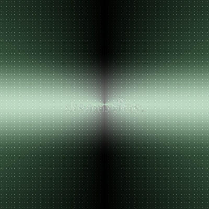 Abstrakter Splittergrünhintergrund stock abbildung