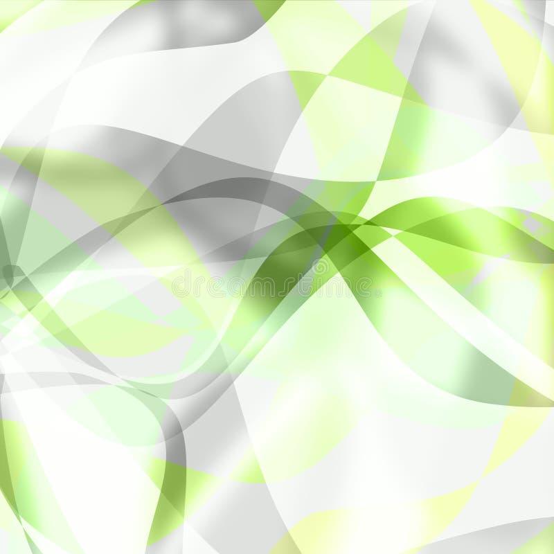 Abstrakter träumerischer Hintergrund   stock abbildung