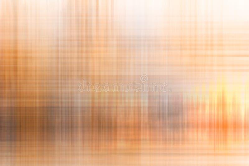 Abstrakter undeutlicher Hintergrund gebildet von den Überfahrtzeilen vektor abbildung