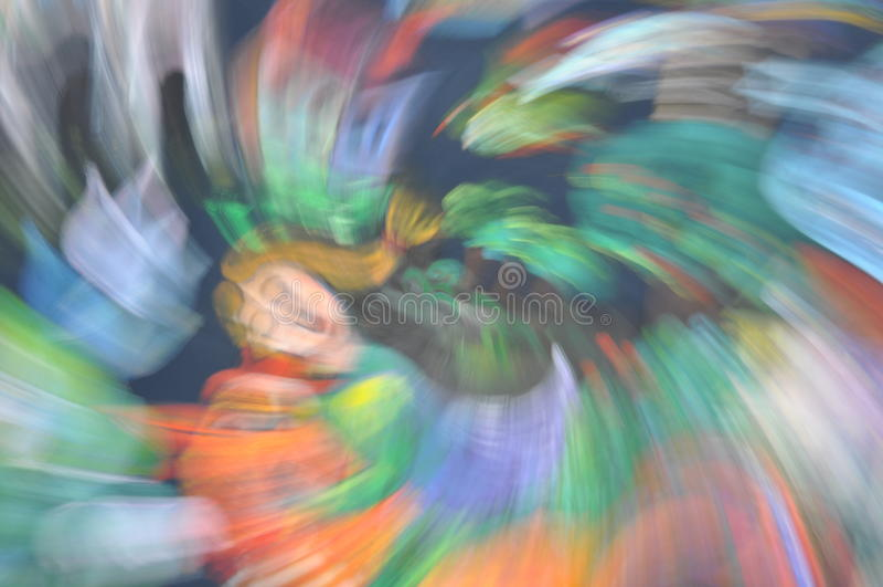 Abstrakter Traum lizenzfreies stockfoto