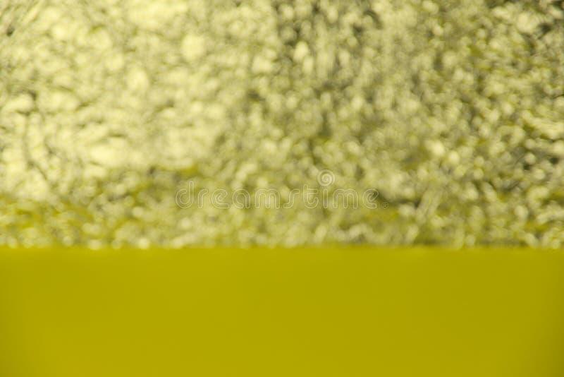 Abstrakter unscharfer Hintergrund mit Horizontlinie lizenzfreie stockfotografie