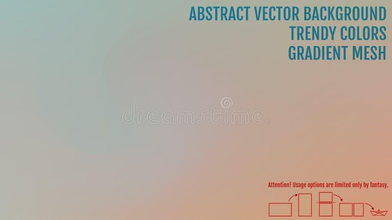 Abstrakter unscharfer Steigungshintergrund mit Licht Natur-Hintergrund Ökologiekonzept für Ihr Grafikdesign, Fahne oder Plakat, B vektor abbildung