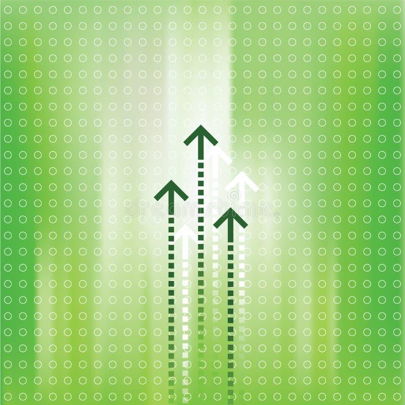 Abstrakter Unternehmenshintergrund vektor abbildung