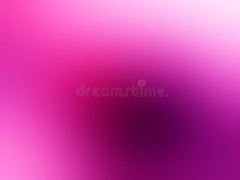 Abstrakter violetter Hintergrund Unscharfe Kulisse Vector-Illustration für Ihr Grafikdesign, Banner, Sommer- oder Wasserposter stockbilder