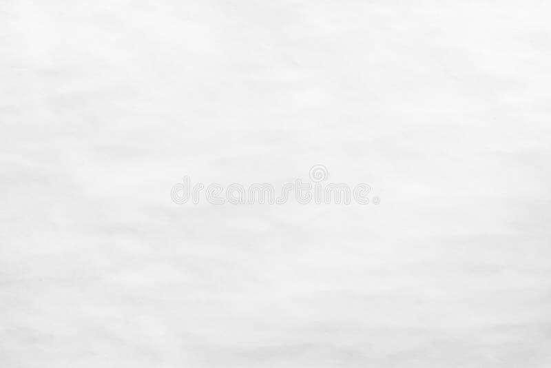 Abstrakter Weißbuchbeschaffenheitshintergrund mit hohem Schlüsselbild stockfotos