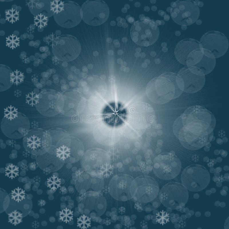 Download Abstrakter Weihnachtshintergrund Stock Abbildung - Illustration von jahreszeit, computer: 27733287