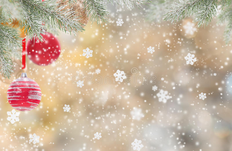 Abstrakter Weihnachtshintergrund lizenzfreie abbildung