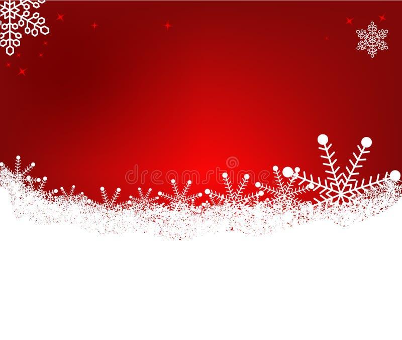 Abstrakter Weihnachtshintergrund - Vektor stock abbildung