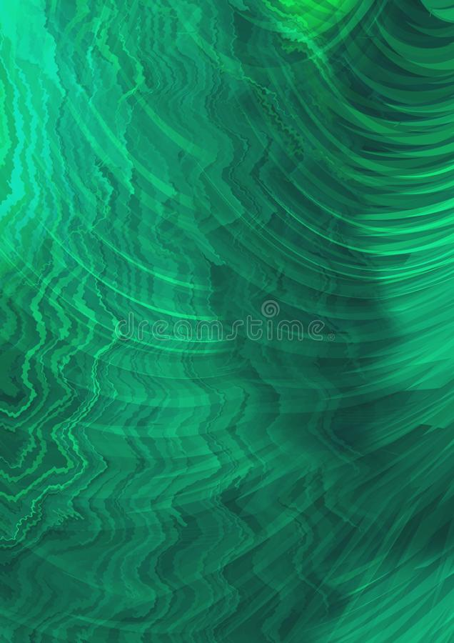 Abstrakter Wellenhintergrund lizenzfreie stockfotografie