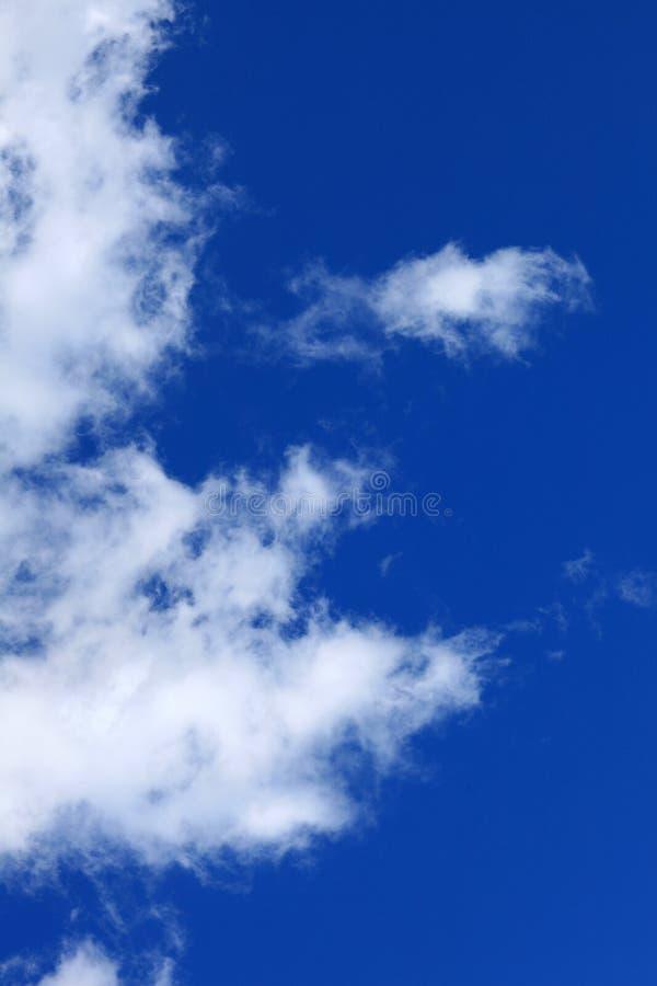 Abstrakter Wolkenhintergrund stockbild