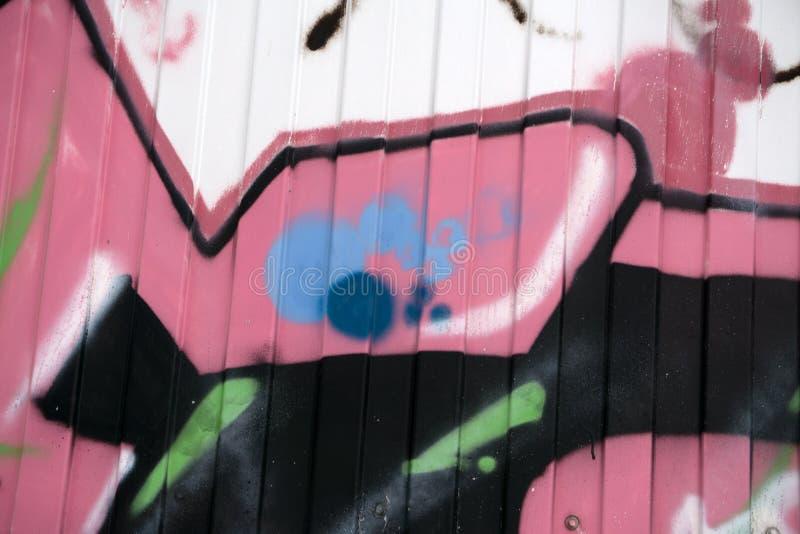 Abstraktes Acryl gemaltes vibrierendes Aquarell des Hintergrundanschlags lizenzfreie stockfotografie