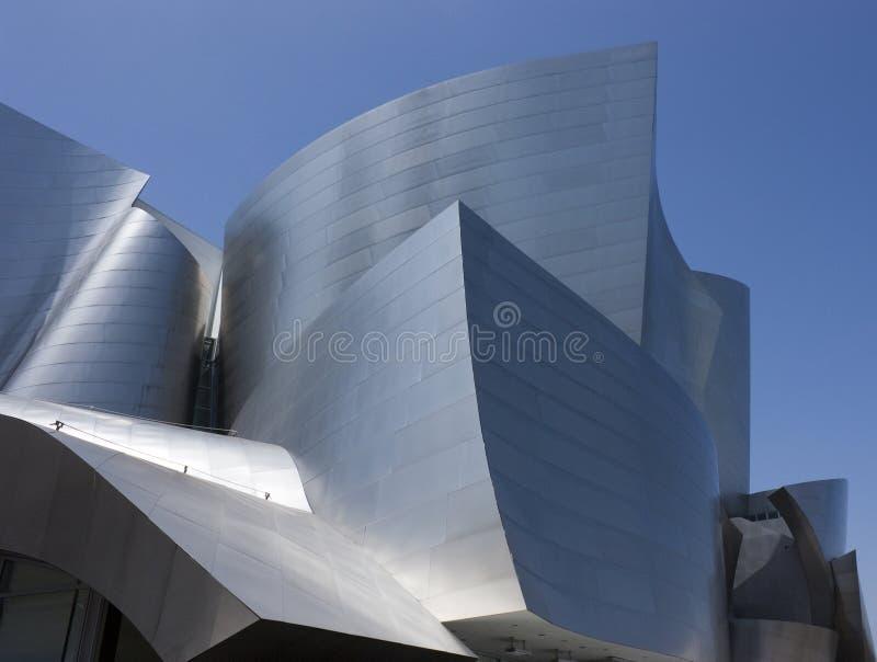 Abstraktes Architektur-Gebäude lizenzfreie stockfotos