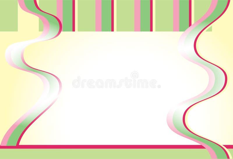 Abstraktes background12 stock abbildung
