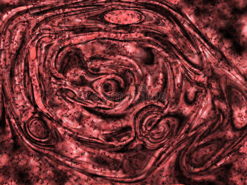 Abstraktes biologisches Muster lizenzfreies stockfoto