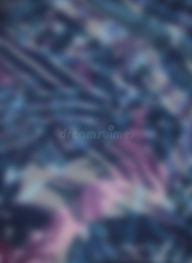 abstraktes blaues verwischendes backround stockfotografie