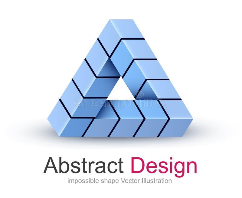 Abstraktes Design, 3D stockfotos