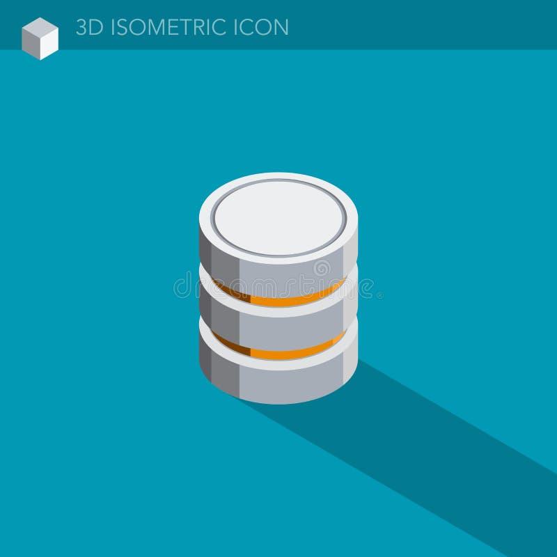 Download Abstraktes Design Des Logos 3D Stock Abbildung - Illustration: 106386149