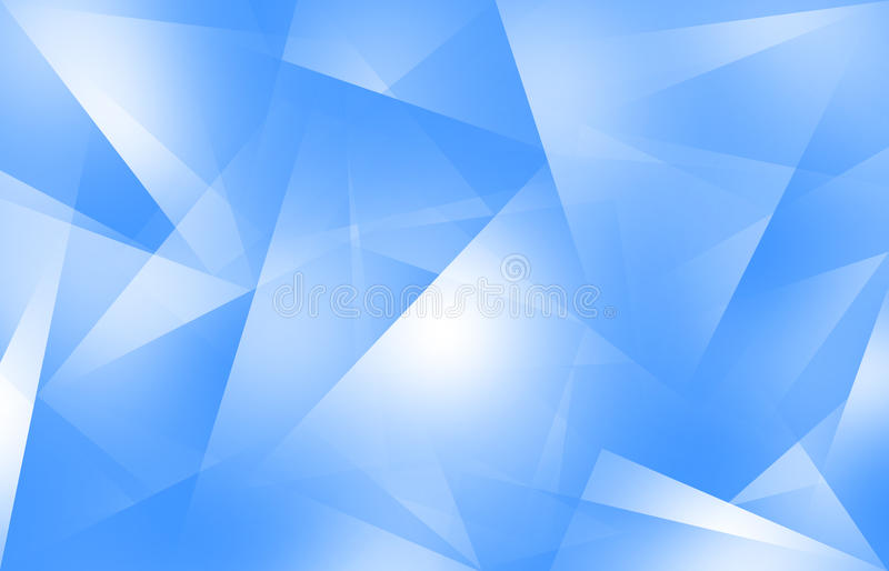 Abstraktes Dreieck lizenzfreie stockfotografie