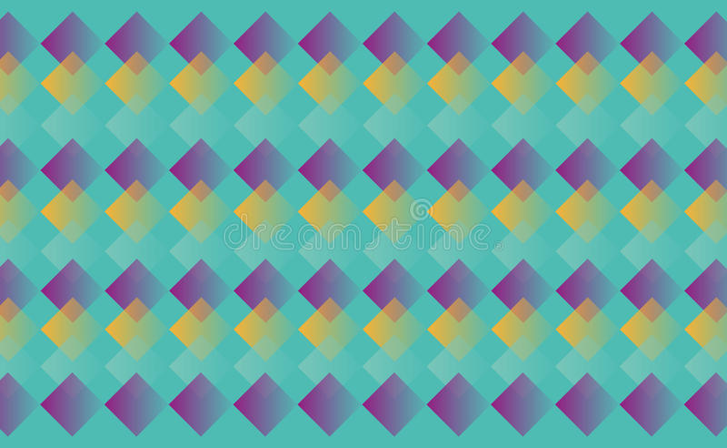 Abstraktes Farbenmuster stockfoto