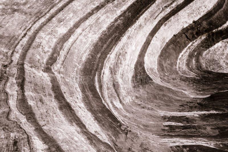 Abstraktes Felsen-Muster lizenzfreie stockfotografie