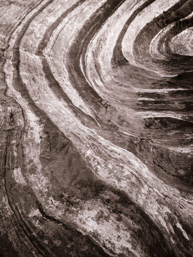 Abstraktes Felsen-Muster lizenzfreies stockbild
