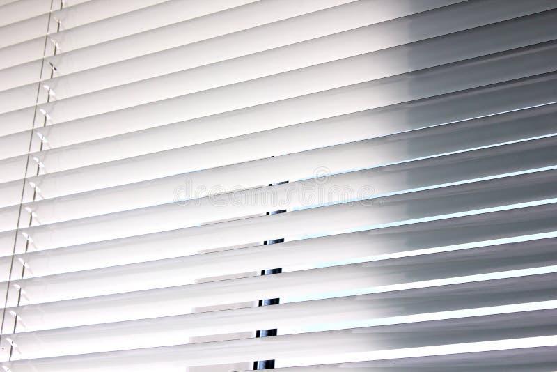 Abstraktes Foto Gerade Streifen Hintergrund der Vorhänge stockfotografie