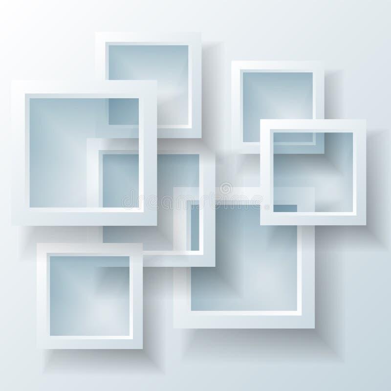 Abstraktes geometrisches vektor abbildung