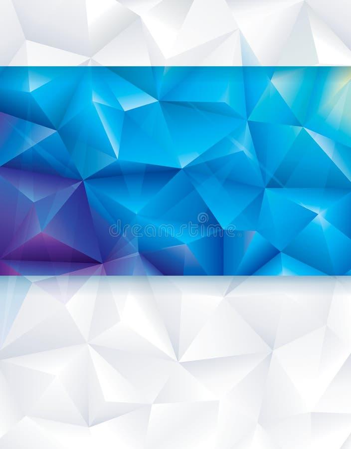 Abstraktes geometrisches stock abbildung