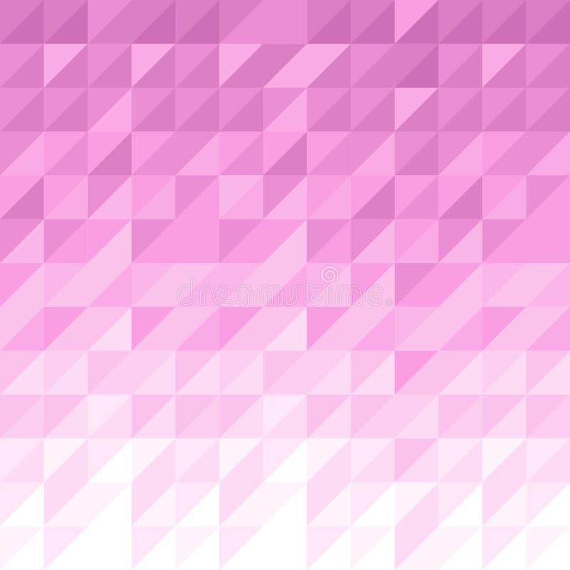Abstraktes geometrisches Muster vektor abbildung