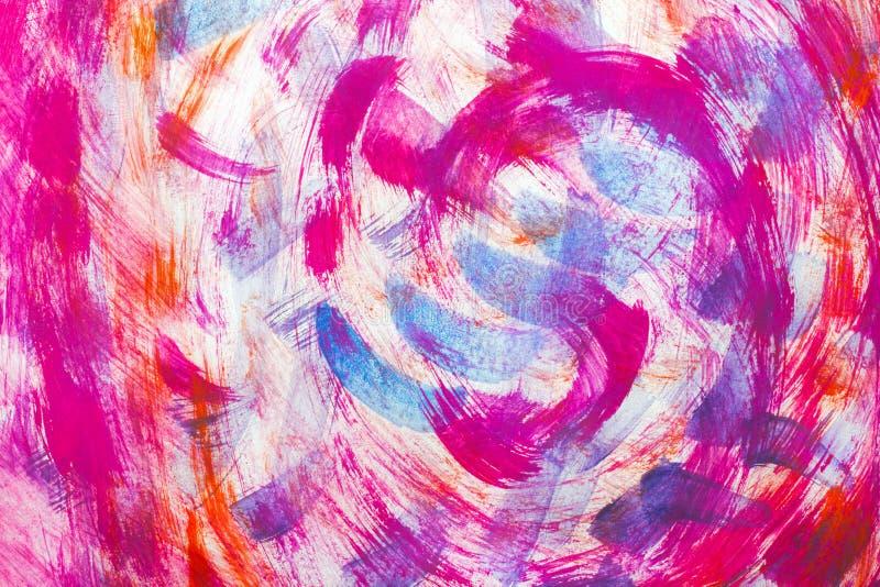 Abstraktes Gewebe blüht rosa Farbe lizenzfreies stockfoto