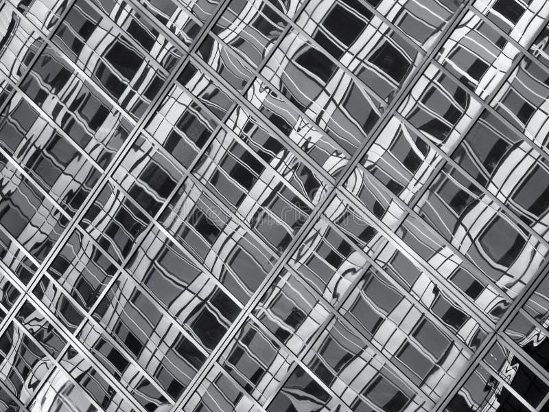 Abstraktes grünes Glas lizenzfreie stockbilder