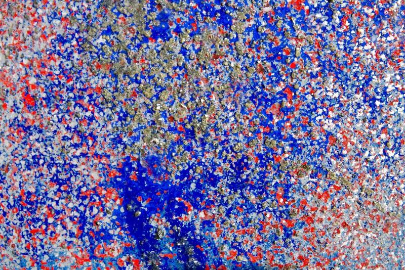 Abstraktes grunge bunter Lackhintergrund stockbilder