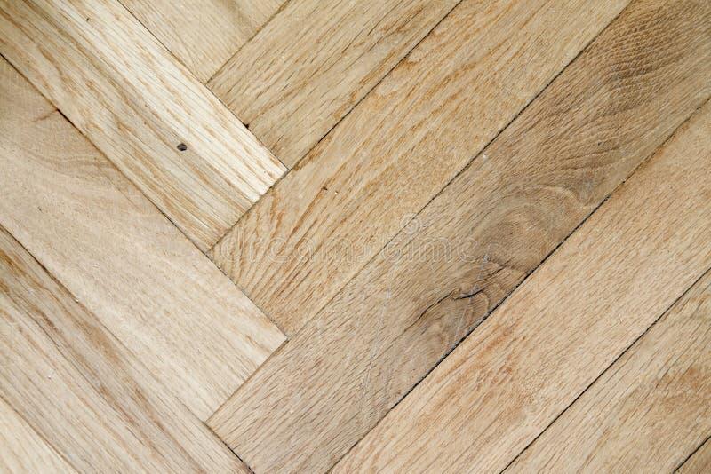 Abstraktes hölzernes Fußboden-Muster stockfotos