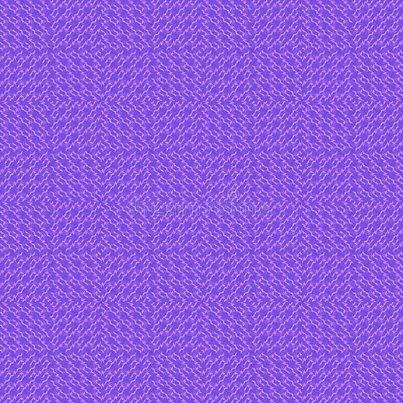 Abstraktes himmlisches purpurrotes nahtloses Muster Skiey-Hintergrund stock abbildung