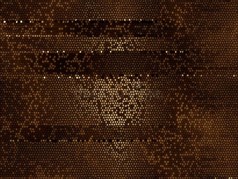 Abstraktes Hintergrund-Buntglas Lizenzfreies Stockbild