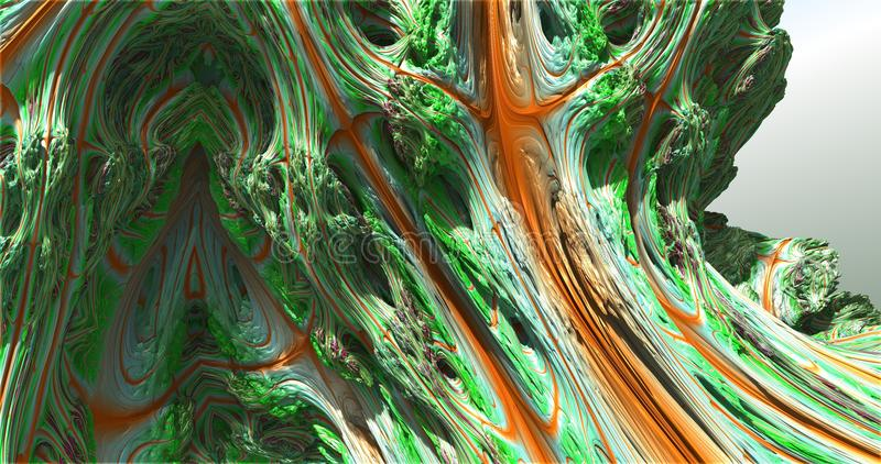 Abstraktes Hintergrund colorfull glas wirld stockbilder