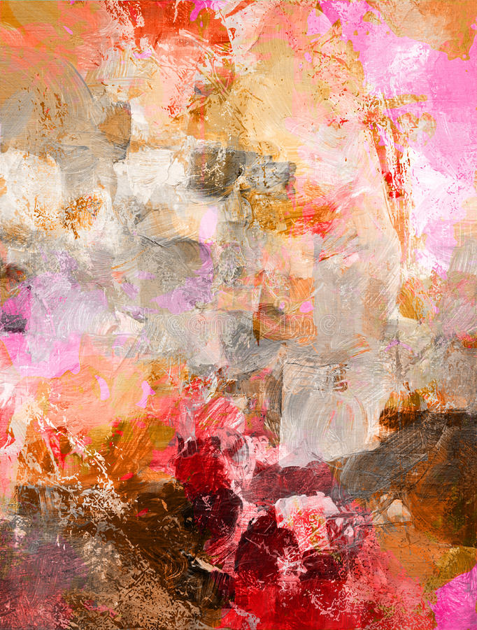 Abstraktes Hintergrund grunge stock abbildung