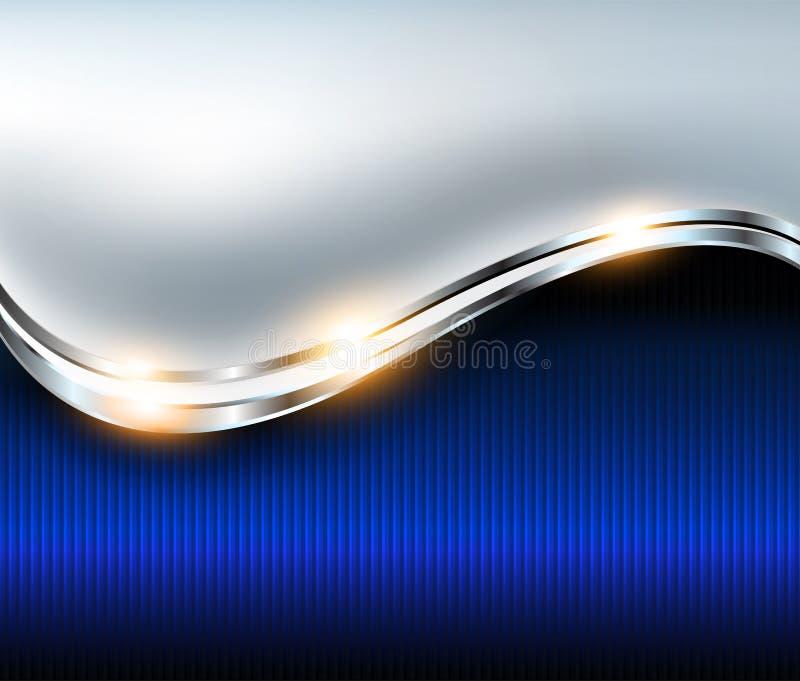 Abstraktes Hintergrundblau lizenzfreie stockfotografie