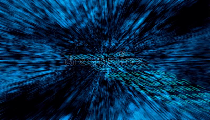 Abstraktes Hintergrundkonzept der modernen Technologie stockbilder