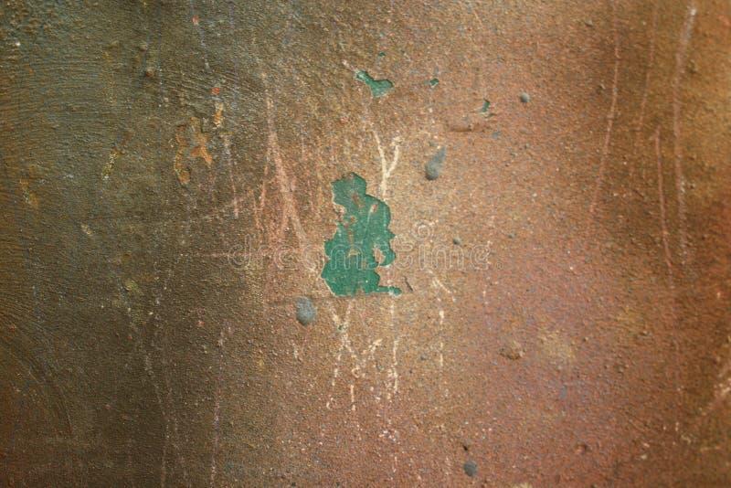 Abstraktes menschliches Schattenbild auf Wandbeschaffenheit lizenzfreies stockbild