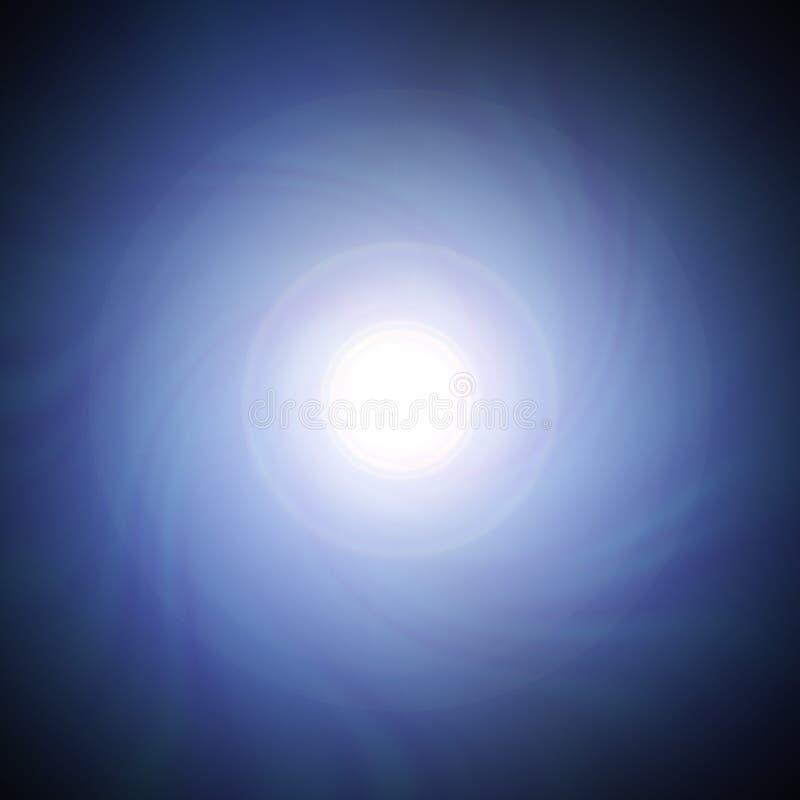 Abstraktes Objektiv vektor abbildung