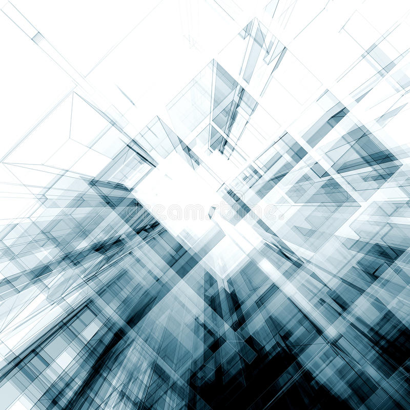 Abstraktes Projekt vektor abbildung