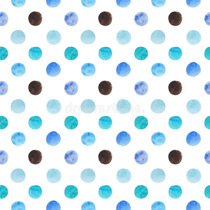 Abstraktes schönes künstlerisches zartes wunderbares transparentes helles blaues Marineindigo-Türkisultramarin und Schokoladenkre lizenzfreies stockfoto
