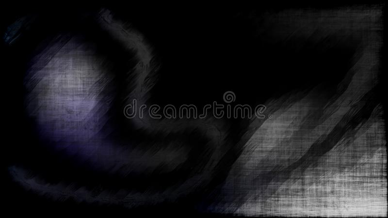 Abstraktes Schwarzes und schöner eleganter Hintergrund Entwurf der grafischen Kunst Illustration Grey Grunge Texture Background I stock abbildung